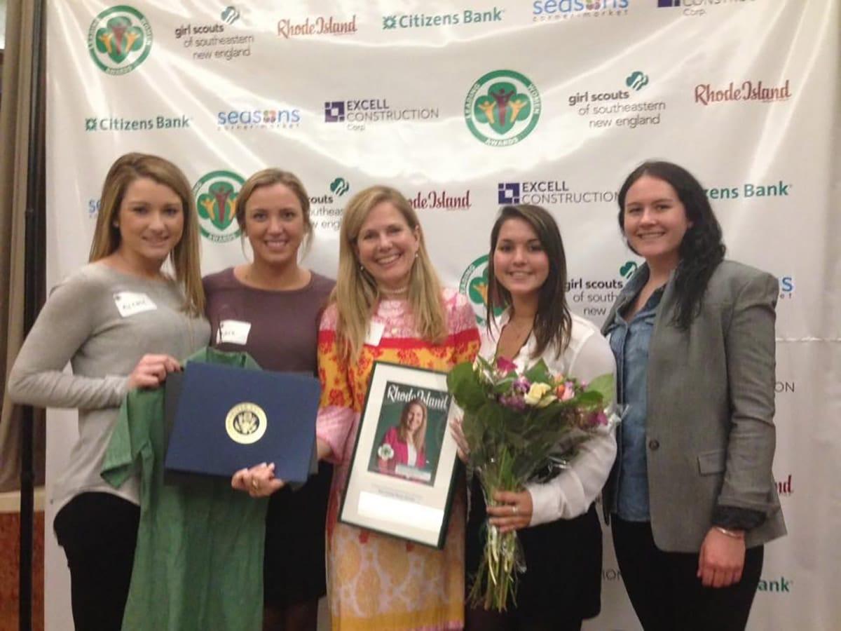 Gail Alofsin Rhode Island Award