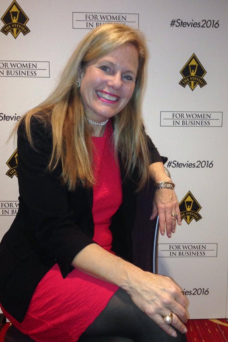 Gail Alofsin Stevie Award