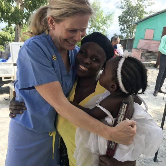 Gail humanitarian