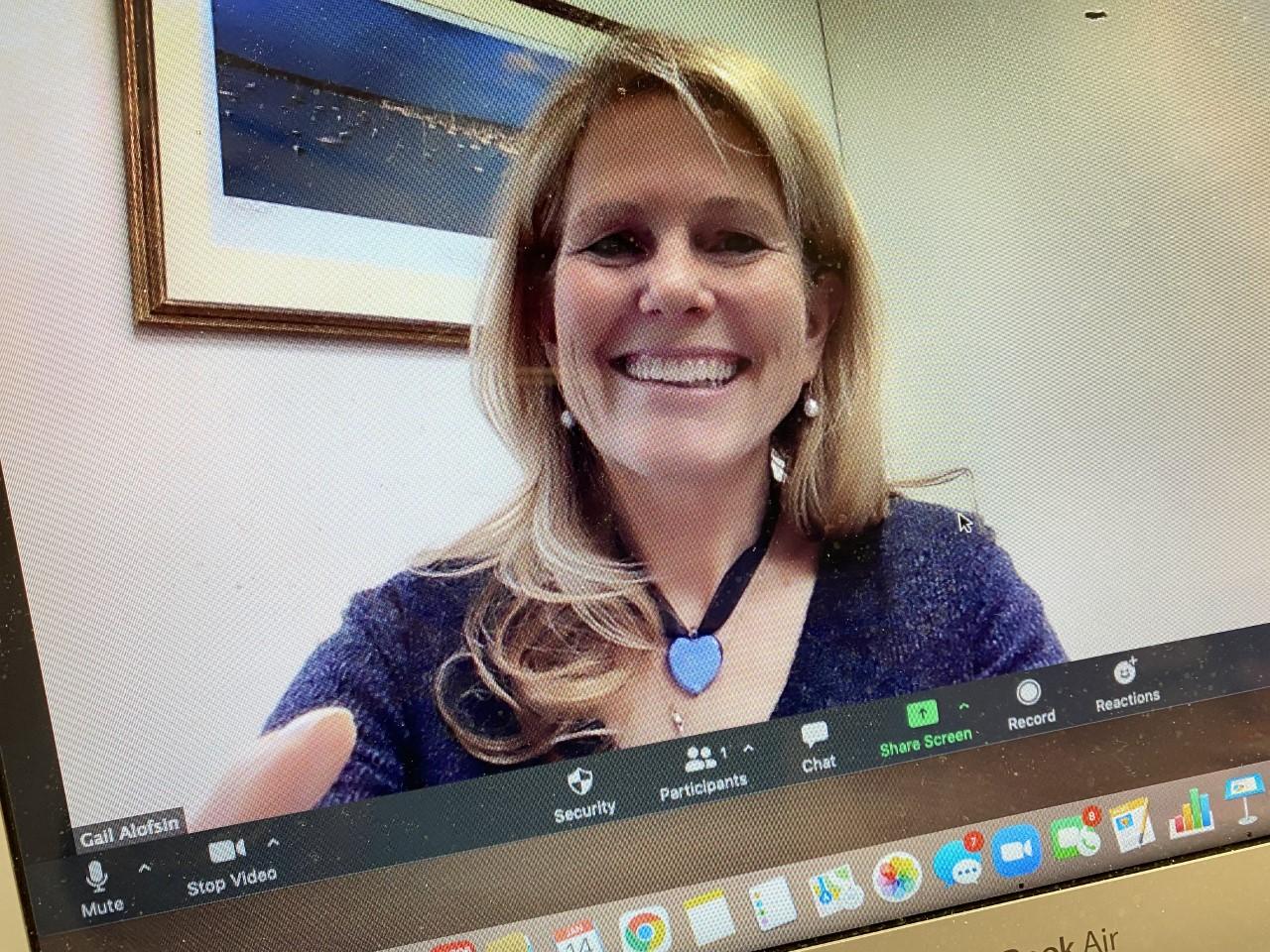 Gail Alofsin virtual